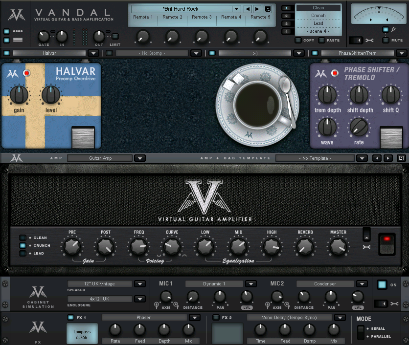 Virtual Amp Bass Virtual Amp