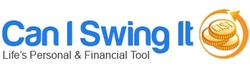 Can I Swing It - Life's Personal & Financial Tool