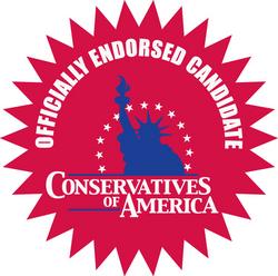Conservatives of America has endorsed Marco Rubio for U.S. Senate