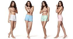 women's shorts.