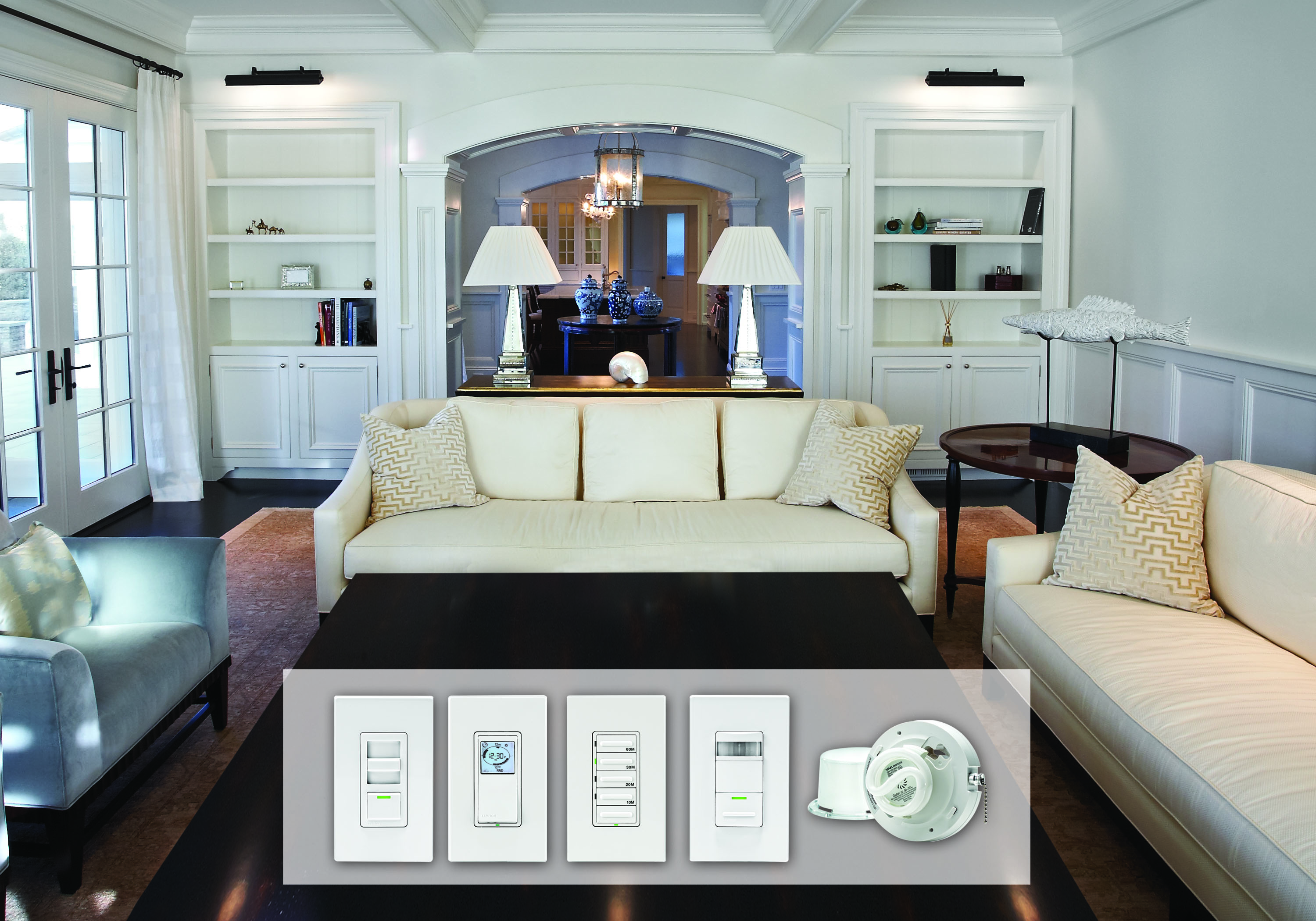 "Leviton Urges Consumers to ""Switch"" to ""Green"" Alternatives"