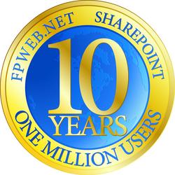 Fpweb.net - 10 years, 1 million users