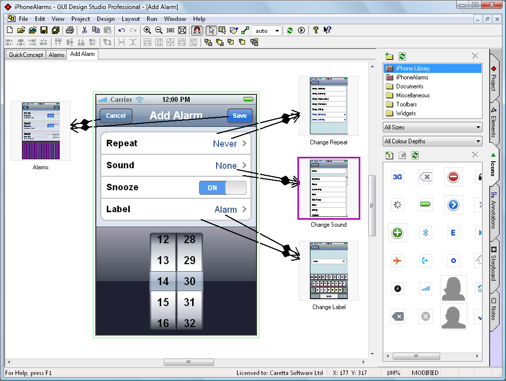 Gui design joy studio design gallery best design for Application design tools