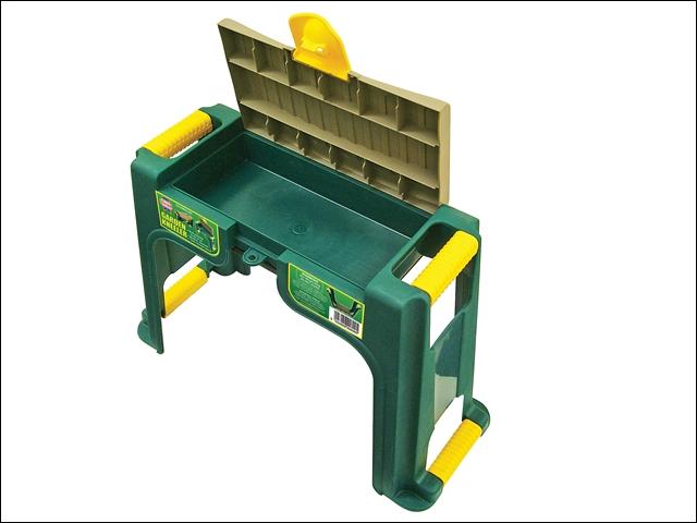 2 in 1 folding portable garden kneeler padded foam chair for Garden equipment deals