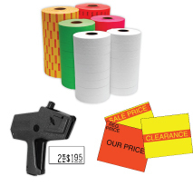 monarch price guns, monarch price gun, monarch price labels, monarch labels