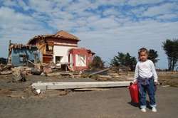 Chile earthquake relief