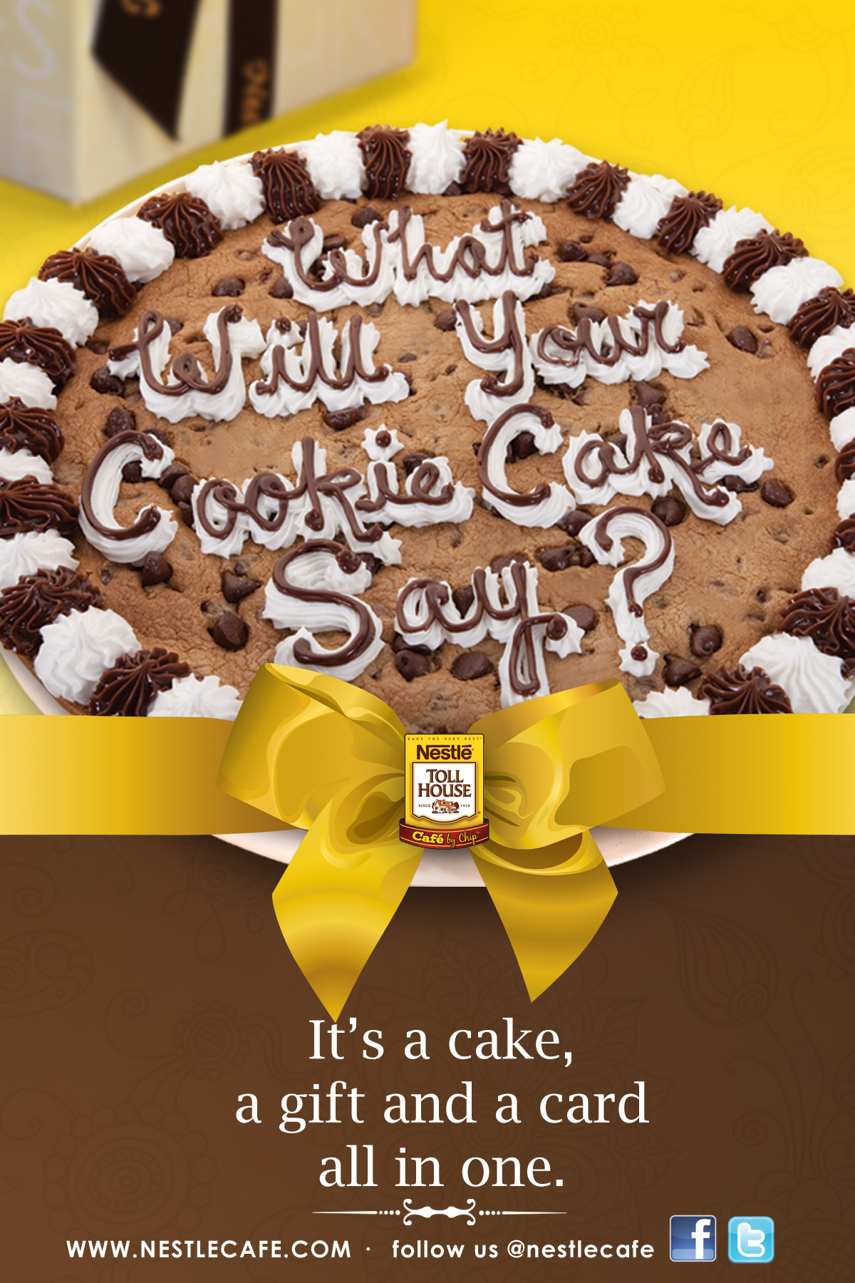 The Object Of My Confection Nestle Toll House Cafe By