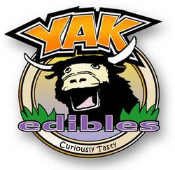 YAK edibles logo