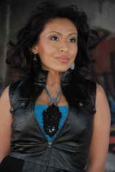 Victoria Blackie From the Great Navajo Nation Releases New Album  Wanted Man