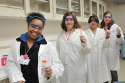 """Science Careers in Search of Women"" at Argonne National Laboratory"