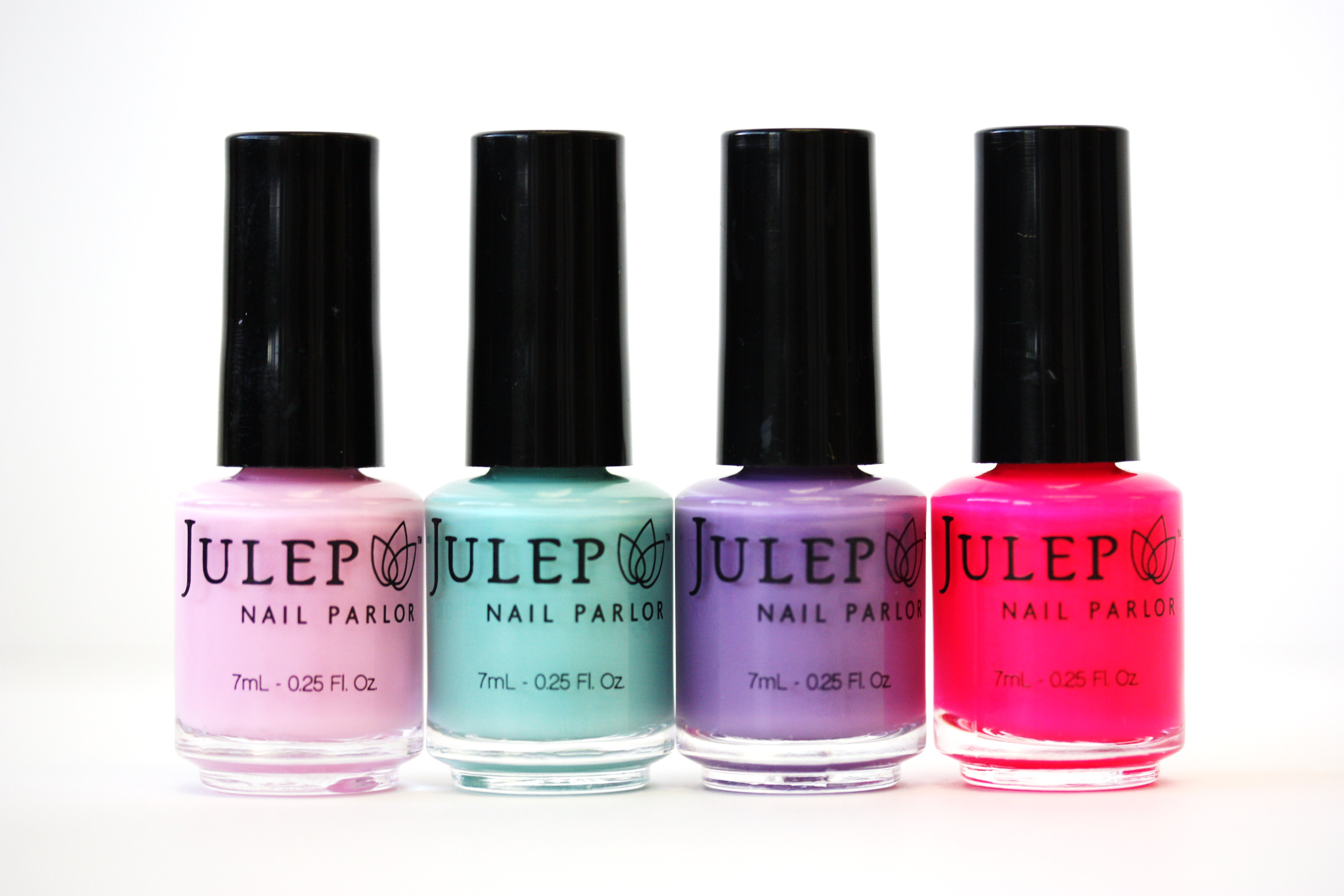 Sex and the City 2: Julep Nail Parlor Unveils Four New Inspired Nail ...