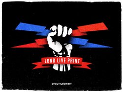 The Long Live Print Poster