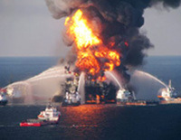 Horizon Oil Rig Explosion