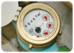 Your water meter provides a leak detection test you can do to see if you have a plumbing leak.