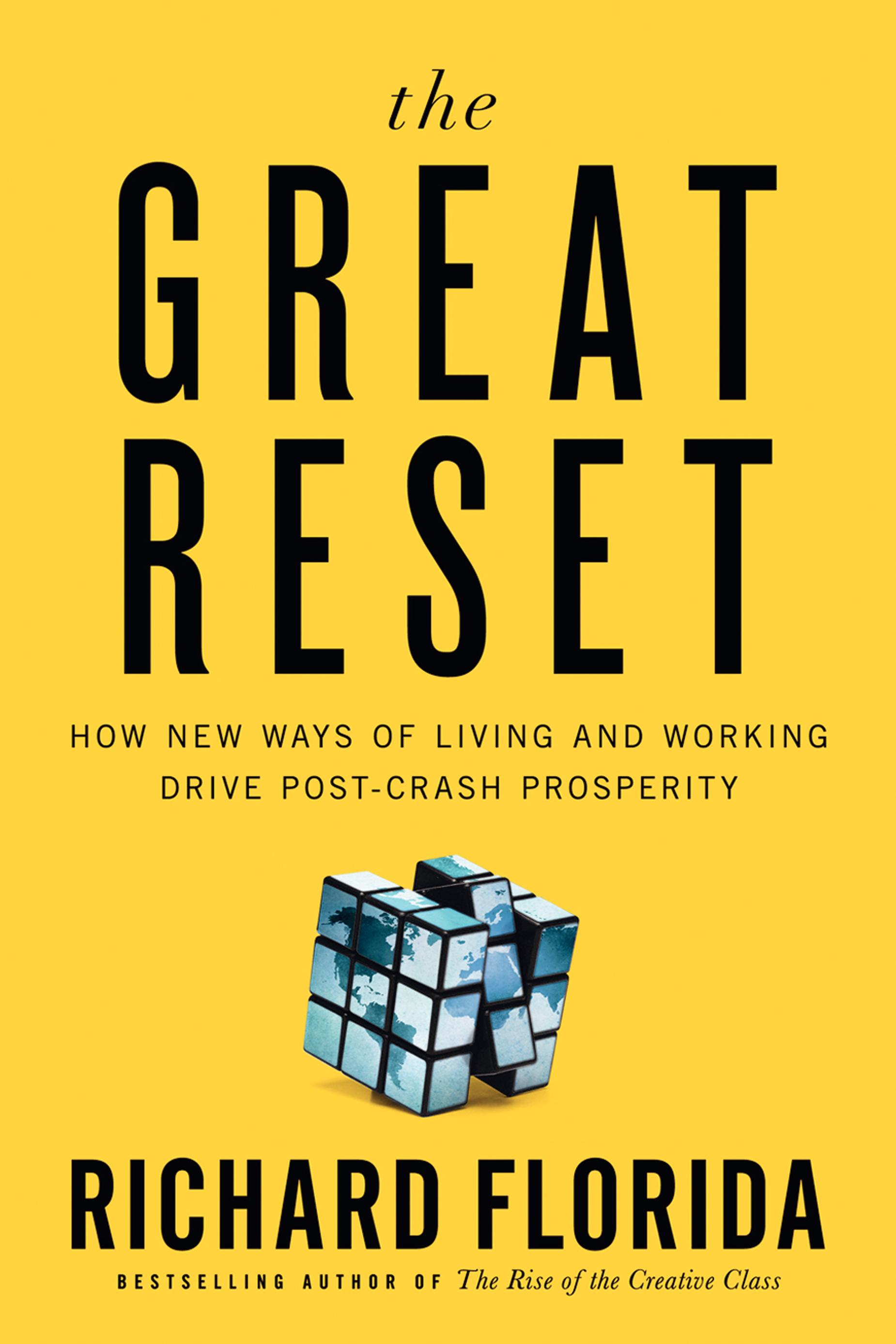 In The Great Reset  Professor Richard Florida Shows How
