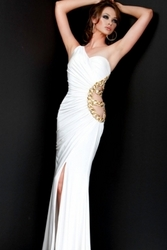 Dress to Impress in a Gown from Jovani&-39-s Prom Collection for 2010