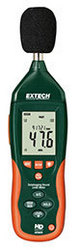 Extech Sound Level Meters Used to Monitor Hazardous Noise Levels