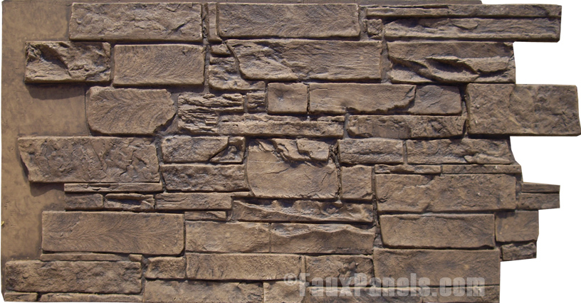 Stone And Brick Faux Panels Set New Standard For Value