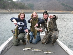 Nc fishing guide expects great season on north and south for Fishing season nc