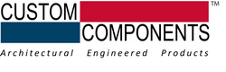 Custom Components is the premier manufacturer, fabricator and supplier of architectural engineered products in North America