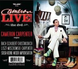 """Cameron Live!"""