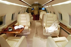 Challenger 604 Private Jet Charter