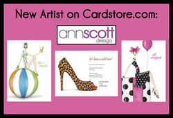 Greeting Cards by Ann Scott Design