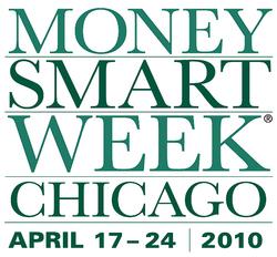 Money Smart Week Chicago 2010 logo
