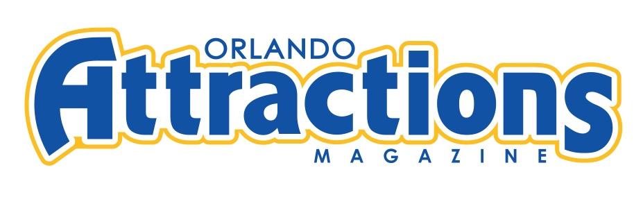 Orlando Attractions Magazine Logo