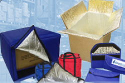 ShipItCold offers insulated air cargo liners (ULDs), pallet covers, totes, medicine wallets and pouches, box liners and eco-packaging. Thermal Packaging Solution Experts