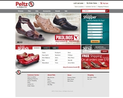 Online brand name shoes Peltz Shoes