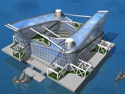 The Poseidon Project: the world's first true seastead.