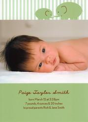 Free Birth Announcement