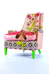 NASCAR Shawna Robinson Happy Chair