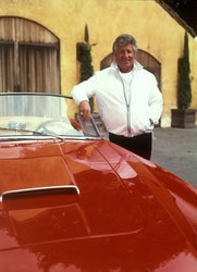 """Mario Andretti says, """"If cars are your passion, you need to join the Carbon Fiber Club."""""""