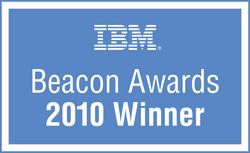 IBM Beacon Awards Logo