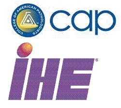 Integrating the Healthcare Enterprise International, College of American Pathologists, CAP