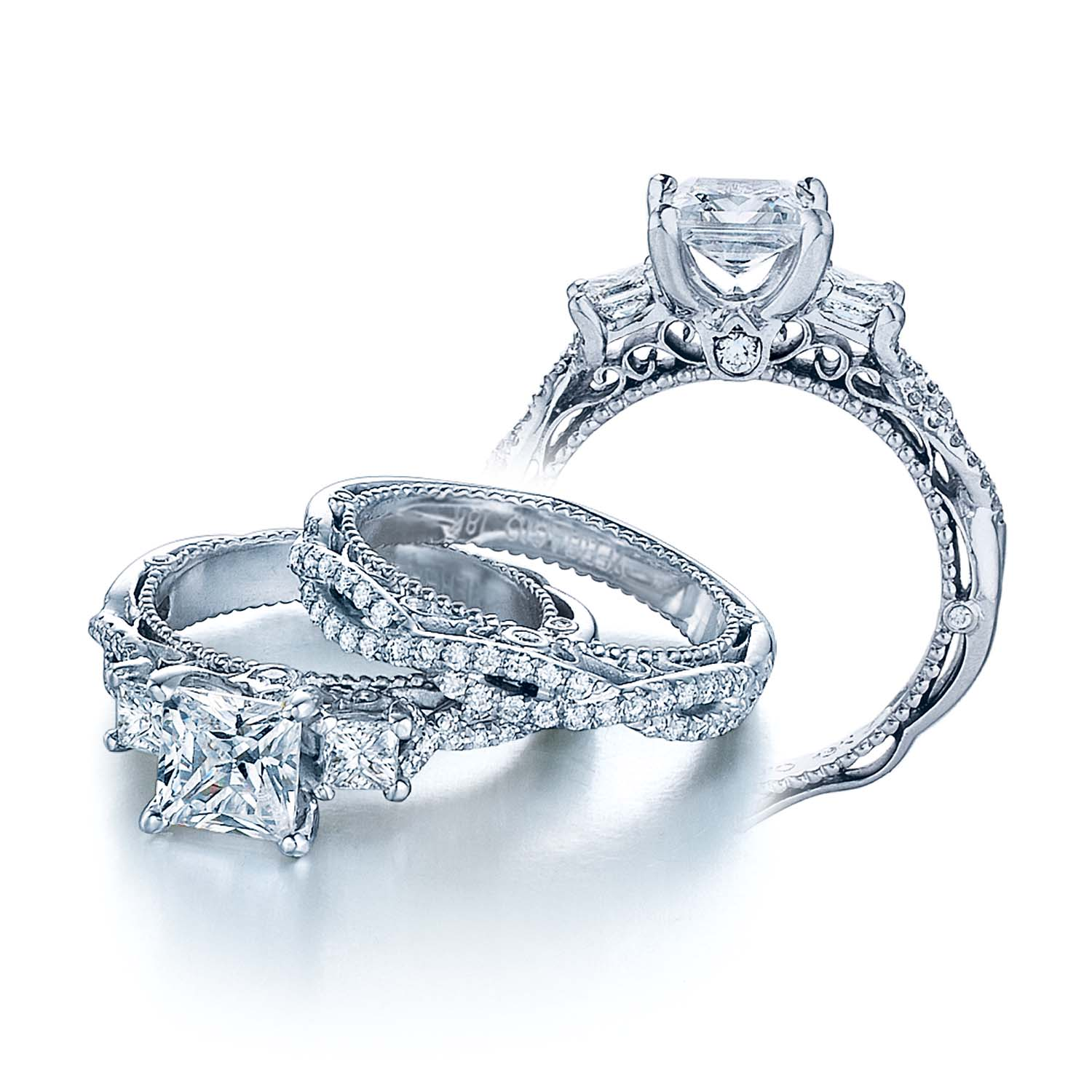 Wedding Rings By Verragio Verragio Debuts New Engagement Ring Collections At Jck And