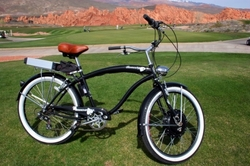 Electric Beach Cruiser E-BikeKit