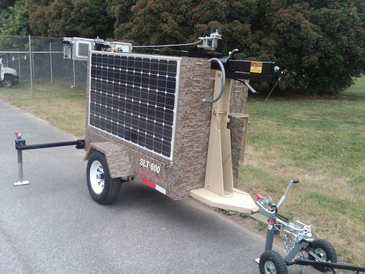Progress Solar Solutions Introduces Portable Solar Led