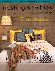 Nesting Newbies for a home tweet home - The Spring issue!