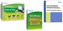Intuit QuickBooks Point of Sale & Financial Management Software