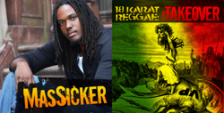 MasSicker on 18 Karat Reggae