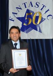 Kamran Khan, CEO of Search Technologies