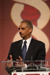 Attorney General Eric Holder praises Drug Courts during the NADCP 16th Annual Training Conference.