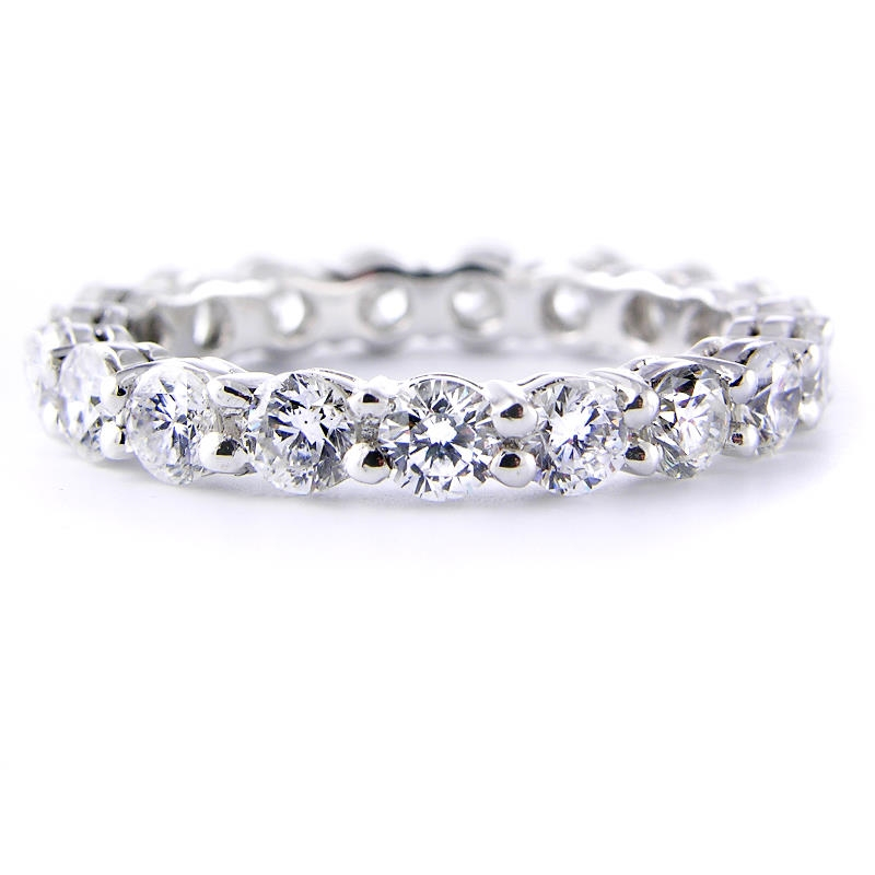 Lady 39s 228ct Eternity Wedding Band Product 3473