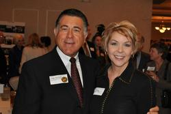 Judge Petrucelli and Wife Toby at Campaign Event