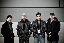 Niagara Falls, Ny-Based Band  More Than Me  Wins a Spot on the Stage at  Hard Rock Calling 2010 in London