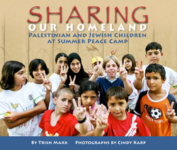 Sharing Our Homeland book cover