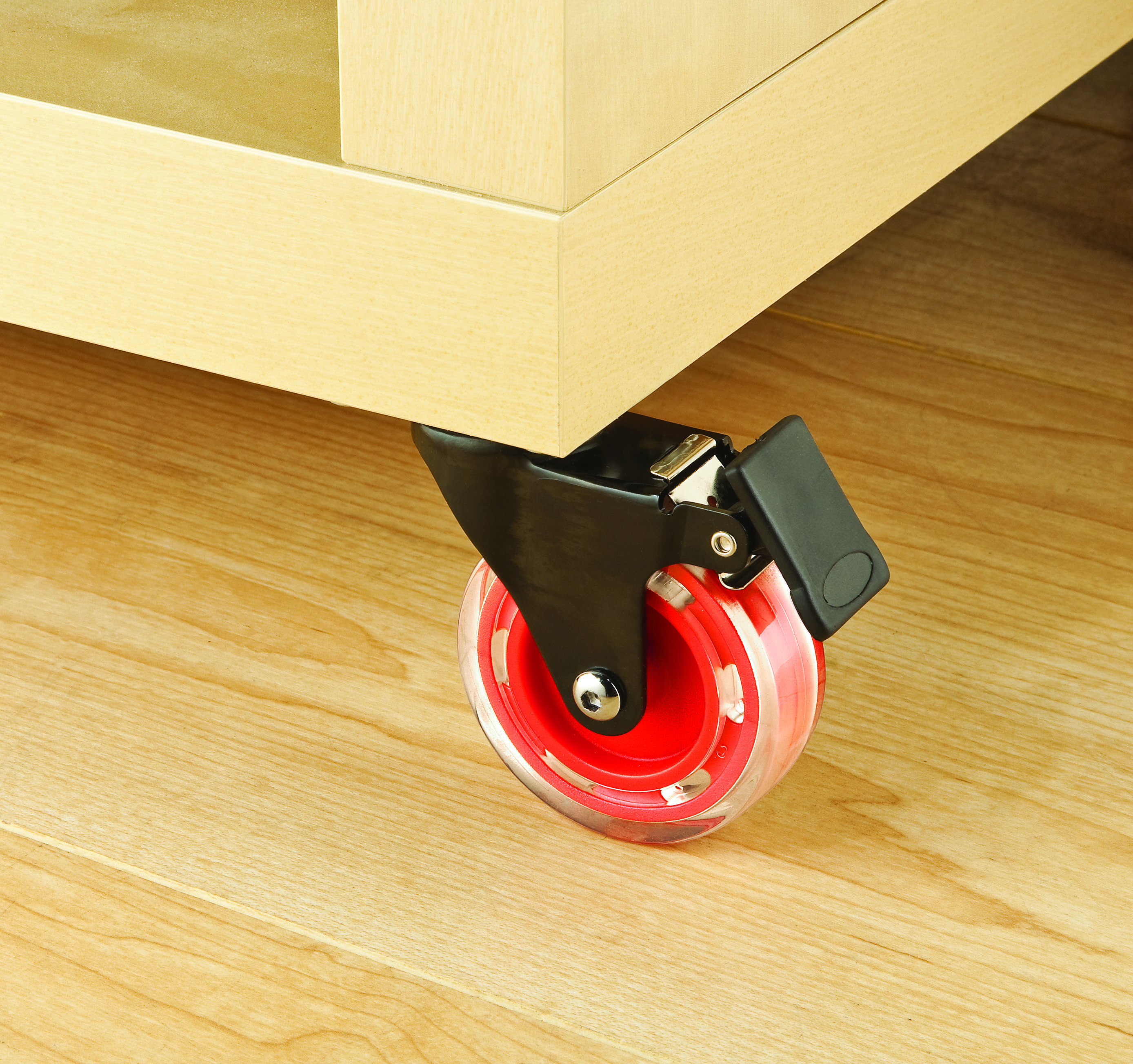Casters wood stem furniture casters metal furniture casters - Lightweight Low Profile Wheels In A Variety Of Colors U2014either Vibrant Or Subdued U2014lend A Fresh Look